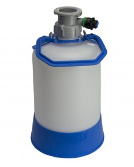 PRESSURISED CLEANING VESSELS
