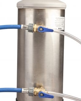 MANUAL WATER SOFTENER