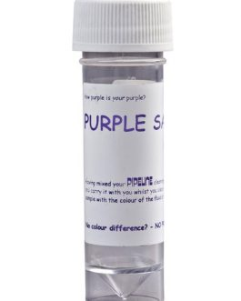 PURPLE SAMPLER