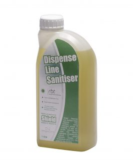 DISPENSE LINE SANITISER