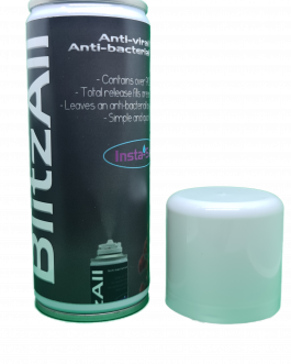 Anti-viral and Anti-bacterial Fogger